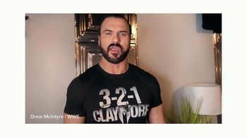 Plan Your Vaccine TV Spot, 'Covid Vaccines Are Here' Featuring Naomi, Drew McIntyre - Thumbnail 7