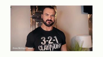 Plan Your Vaccine TV Spot, 'Covid Vaccines Are Here' Featuring Naomi, Drew McIntyre - Thumbnail 8