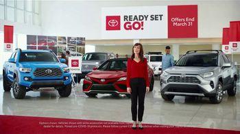 Toyota Ready Set Go! TV Spot, 'Imagine: Sweet' [T2] - 17 commercial airings