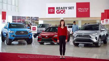 Toyota Ready Set Go! TV Spot, 'Imagine: Sweet' [T2] - Thumbnail 2