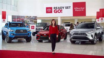 Toyota Ready Set Go! TV Spot, 'Imagine: Sweet' [T2] - Thumbnail 5