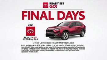 Toyota Ready Set Go! TV Spot, 'Imagine: Sweet' [T2] - Thumbnail 6