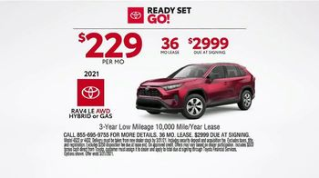 Toyota Ready Set Go! TV Spot, 'Imagine: Sweet' [T2] - Thumbnail 7