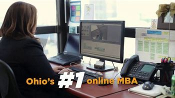 Franklin University TV Spot, 'Ohio's Top Rated Online MBA' - Thumbnail 3