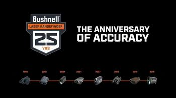 Bushnell Laser Rangefinders TV Spot, 'Bushnell's Anniversary of Accuracy: 25 Years' - Thumbnail 6