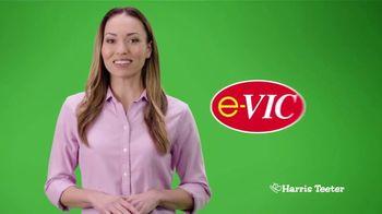 Harris Teeter Fuel Points TV Spot, 'E-Vic Benefits'