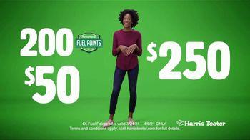 Harris Teeter Fuel Points TV Spot, 'E-Vic Benefits' - Thumbnail 3