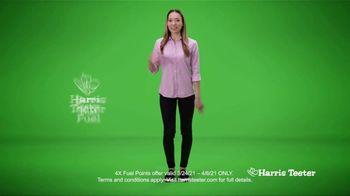 Harris Teeter Fuel Points TV Spot, 'E-Vic Benefits' - Thumbnail 5