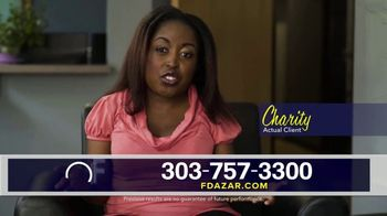 Franklin D. Azar & Associates, P.C. TV Spot, 'Charity'
