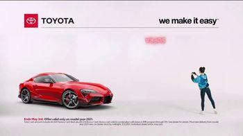 2021 Toyota GR Supra TV Spot, 'Video Game' [T2] - Thumbnail 3