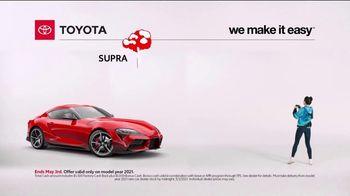 2021 Toyota GR Supra TV Spot, 'Video Game' [T2] - Thumbnail 4