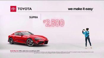 2021 Toyota GR Supra TV Spot, 'Video Game' [T2] - Thumbnail 5