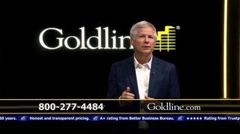 Goldline International TV Spot, 'Turbulent World' - Thumbnail 5
