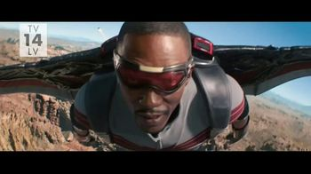 Disney+ TV Spot, 'Freeform: The Falcon and the Winter Soldier' - Thumbnail 8
