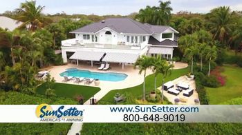 SunSetter TV Spot, 'Spending More Time Than Ever in Our Homes' - Thumbnail 4