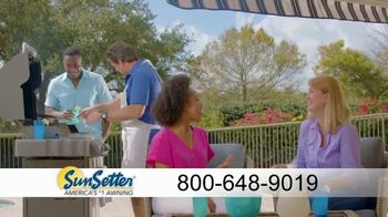 SunSetter TV Spot, 'Spending More Time Than Ever in Our Homes' - Thumbnail 6
