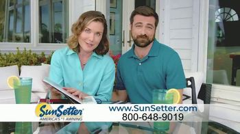 SunSetter TV Spot, 'Spending More Time Than Ever in Our Homes' - Thumbnail 7