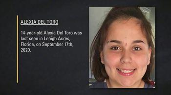 National Center for Missing & Exploited Children TV Spot, 'Alexia del Toro' - Thumbnail 2