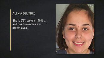 National Center for Missing & Exploited Children TV Spot, 'Alexia del Toro' - Thumbnail 4