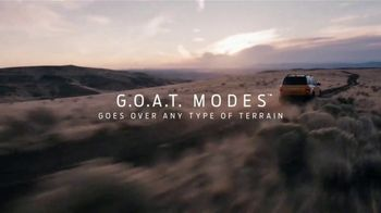 2021 Ford Bronco Sport TV Spot, 'Go There' [T1] - 1542 commercial airings
