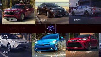 Toyota TV Spot, 'Electrified Vehicles' [T2] - Thumbnail 6