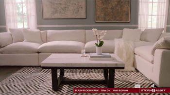 American Signature Furniture TV Spot, 'Designer Looks: $599 Hazel Bed' - Thumbnail 2