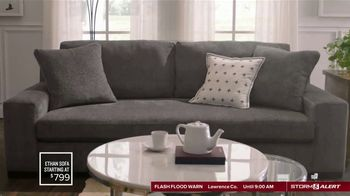 American Signature Furniture TV Spot, 'Designer Looks: $599 Hazel Bed' - Thumbnail 4
