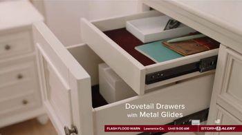 American Signature Furniture TV Spot, 'Designer Looks: $599 Hazel Bed' - Thumbnail 6
