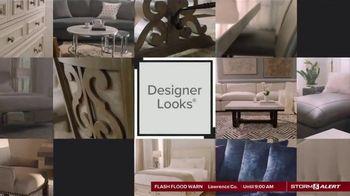 American Signature Furniture TV Spot, 'Designer Looks: $599 Hazel Bed' - Thumbnail 7