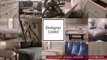 American Signature Furniture TV Spot, 'Designer Looks: $599 Hazel Bed' - Thumbnail 8