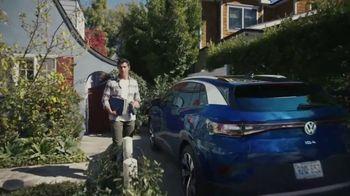 Volkswagen ID.4 TV Spot, 'Tech Upgrade' [T1]