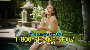1-800-PHONE-SEXY TV Spot, 'Curiosity' - Thumbnail 9