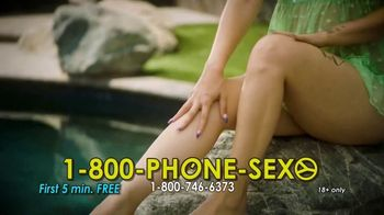 1-800-PHONE-SEXY TV Spot, 'Curiosity' - Thumbnail 2