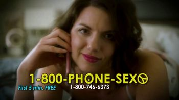 1-800-PHONE-SEXY TV Spot, 'Curiosity' - Thumbnail 4