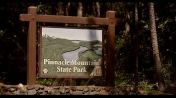 Arkansas State Parks TV Spot, 'Pinnacle Mountain State Park Monument Trails' Song by Anton Vlasov - Thumbnail 1