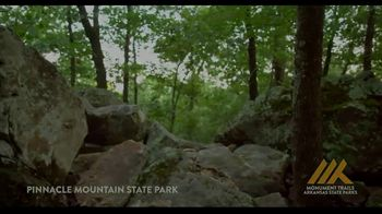 Arkansas State Parks TV Spot, 'Pinnacle Mountain State Park Monument Trails' Song by Anton Vlasov - Thumbnail 7