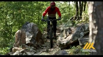 Arkansas State Parks TV Spot, 'Pinnacle Mountain State Park Monument Trails' Song by Anton Vlasov - Thumbnail 2
