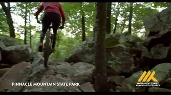 Arkansas State Parks TV Spot, 'Pinnacle Mountain State Park Monument Trails' Song by Anton Vlasov - Thumbnail 6