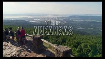 Arkansas Department of Parks & Tourism TV Spot, 'Fresh Air' - Thumbnail 1