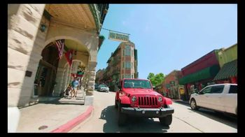 Arkansas Department of Parks & Tourism TV Spot, 'Fresh Air' - Thumbnail 3