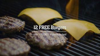 Omaha Steaks TV Spot, 'Deserve' - Thumbnail 8
