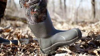 Dryshod TV Spot, 'Beyond Waterproof Boots for Turkey Season' - Thumbnail 1