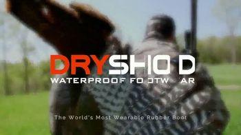 Dryshod TV Spot, 'Beyond Waterproof Boots for Turkey Season' - Thumbnail 10