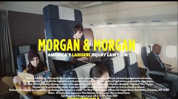Morgan & Morgan Law Firm TV Spot, 'Size Matters: Leaf Blower, Bed and Airplane' - Thumbnail 9