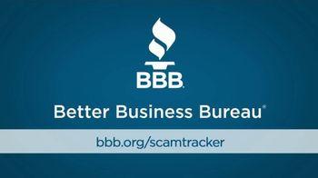 Better Business Bureau TV Spot, 'Investigate: Scam Tracker' - Thumbnail 6