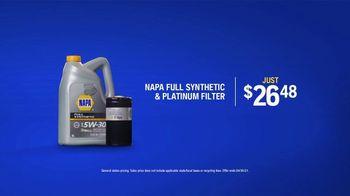 NAPA Love Your Car Month TV Spot, '20% Off: NAPA Bucket' - Thumbnail 8