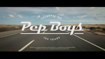 PepBoys TV Spot, 'Places to Go: Kelly Edge Tires' - Thumbnail 9