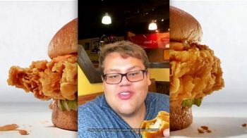 Zaxby's Signature Sandwich TV Spot, 'Speak Spicy' - Thumbnail 3