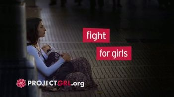 Project GRL TV Spot, 'Clean Water, Education and Human Trafficking'