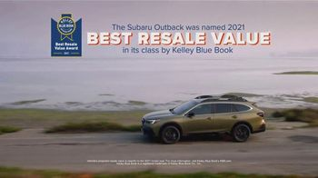 Subaru Summer TV Spot, 'The Great Outdoors: Outback' [T2]
